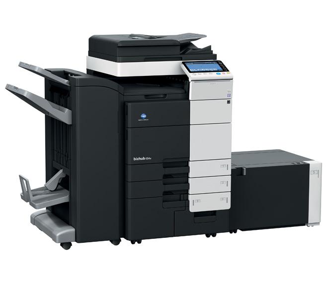 Alpha Digital - bizhub 654e