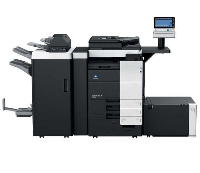 Alpha Digital - bizhub c754e